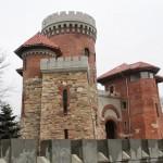 Bucuresti: Castelul Țepeș