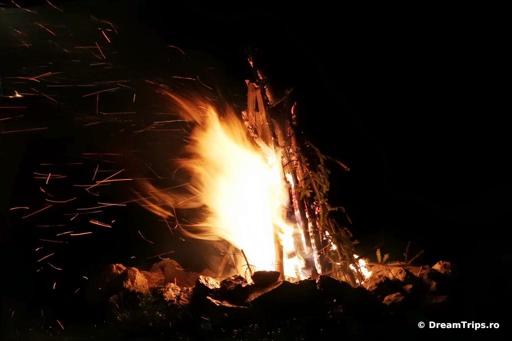 scanteie foc
