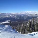 O excursie la ski la Whistler