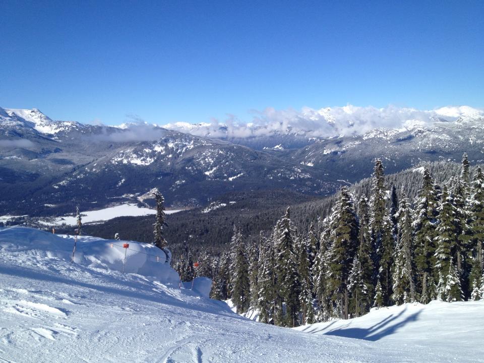 Ski Whiltler