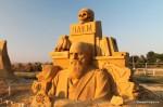 Burgas - orașul sculpturilor de nisip