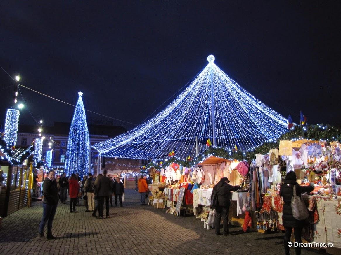 Târgul de Crăciun de la Cluj