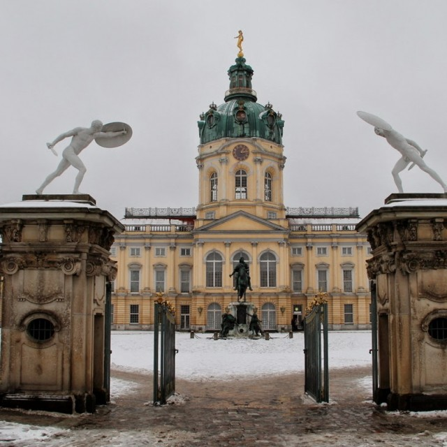 Berlin: Castelul Charlottenburg
