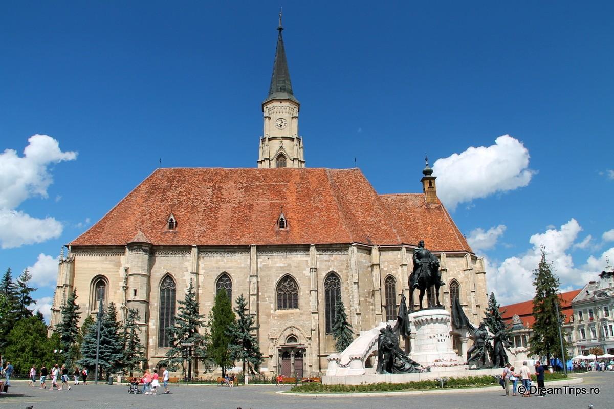 Piata Unirii Cluj